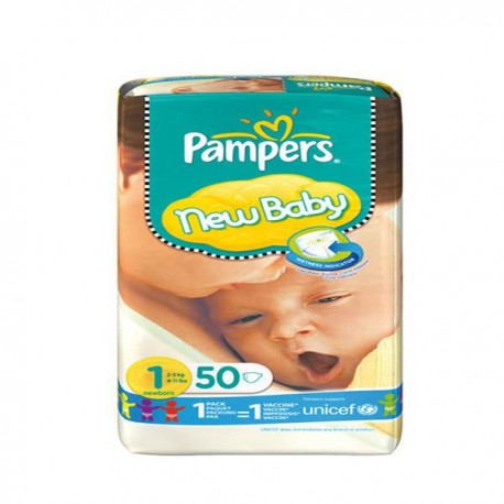 Couches pampers new baby taille 1 moins cher 50 couches sur promo couches - Promo couche pampers auchan ...