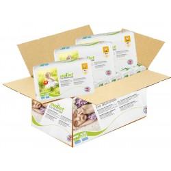 Maxi pack 672 Couches bio écologiques Swilet taille 2 sur Promo Couches