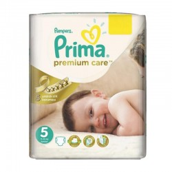 Pack 42 Couches Pampers Premium Care - Prima taille 5 sur Promo Couches