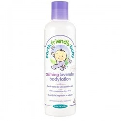 Flacon Lotion hydratante EFB - Earth Friendly Baby Bio à la Camomille sur Promo Couches