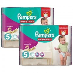 Giga pack 210 Couches Pampers Active Fit Pants