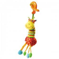 Jouet bébé Tiny Love Girafe à Vibrations sur Promo Couches