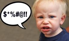 Mon enfant ne cesse de dire des gros mots.. Que dois-je faire?